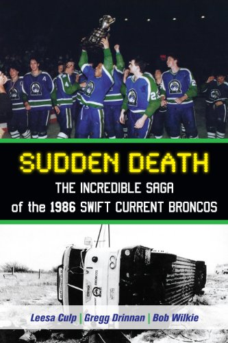 Prince Albert Cherry (Sudden Death: The Incredible Saga of the 1986 Swift Current Broncos)