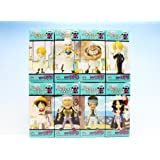 One Piece World Collectable Figure (set of 8)