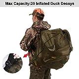 Decoy Mesh Bag for Carrying Turkey,Drake Duck, Goose,Waterfowl,Wildfowl,Marllard Hen Decoys