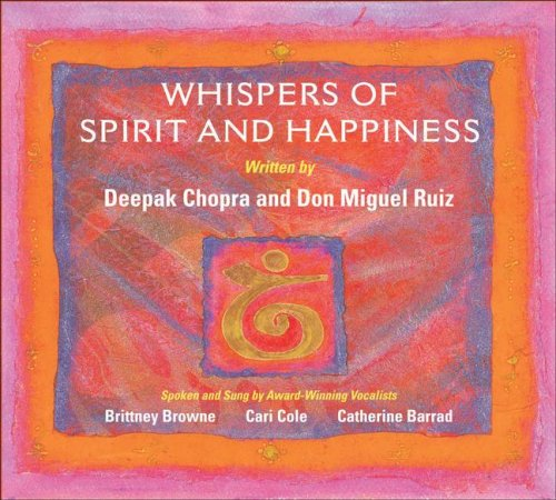 Whispers Spirit Happiness Affirmational Soundtracks