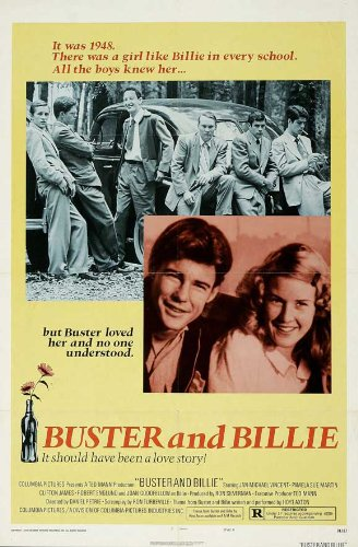 Buster and Billie Poster Movie B 11x17 Jan-Michael Vincent Joan Goodfellow Cl...]()