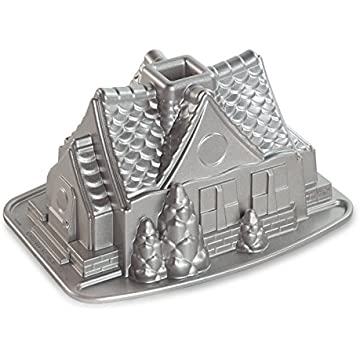 powerful Nordic Ware Gingerbread House