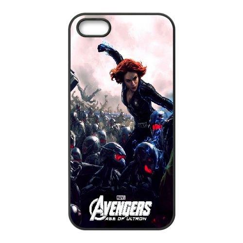 901 Avengers 2 L coque iPhone 4 4S cellulaire cas coque de téléphone cas téléphone cellulaire noir couvercle EEEXLKNBC22430