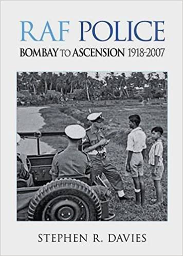 Revue livre en ligne RAF Police - Bombay to Ascension 1918-2007: An Illustrated Record of RAF Police Activities in Asia, Australasia, South America and the South Atlantic by Stephen R. Davies (2008-10-01) by Stephen R. Davies PDF