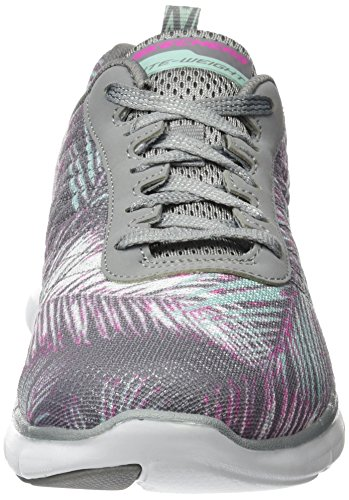 0 Multisport Outdoor 2 Bree Femme Appeal Gymt Tropical Chaussures Gris Flex Skechers 1qw0xtn