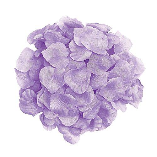Ben Collection 300 Pieces Silk Rose Petal Wedding Decoration ()