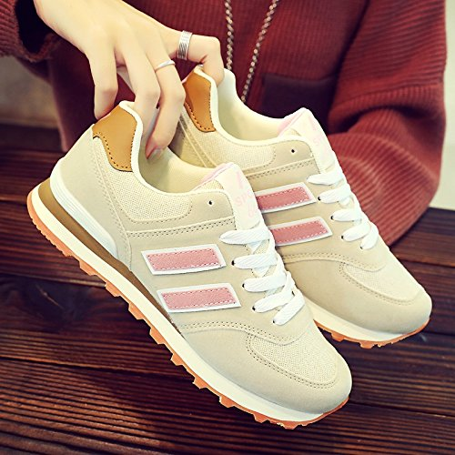 GUNAINDMX Spring/Flat/Color/All-Match/Shoes/Lovers/Leisure/Shoes/Shoes 627 sand color bGzUED