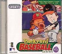 Amazon Com Backyard Baseball 2001 Video Games