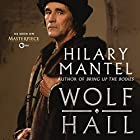 Wolf Hall Audiobook by Hilary Mantel Narrated by Simon Slater