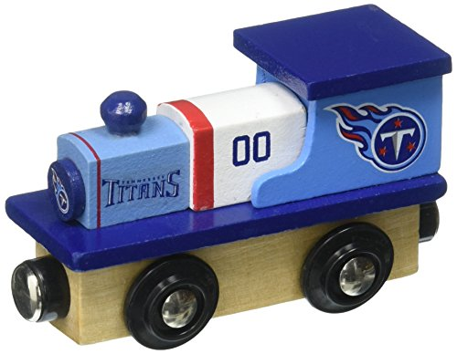 MasterPieces NFL Tennessee Titans Toy Train Tennessee Titans Set