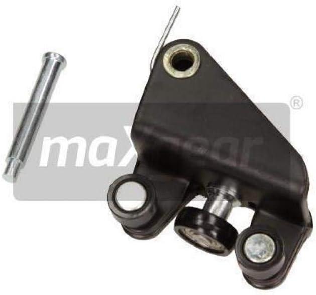 Maxgear 27-0220 - Guía de ruedas para puerta corredera: Amazon.es: Coche y moto