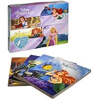Disney Arcón de cuentos: Princesas: Grandes sueños (Paquete de 4 libros)