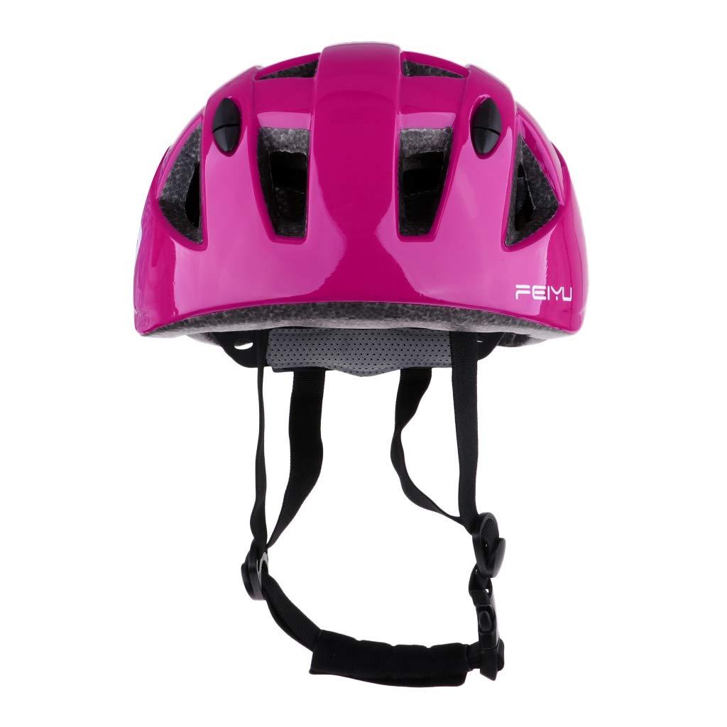 Sharplace Jungen Mädchen Fahrradhelm Kinderhelm Schutzhelm Rollerhelm Fahrrad Bike Ski Skateboard Scooter Sicherheits Helm