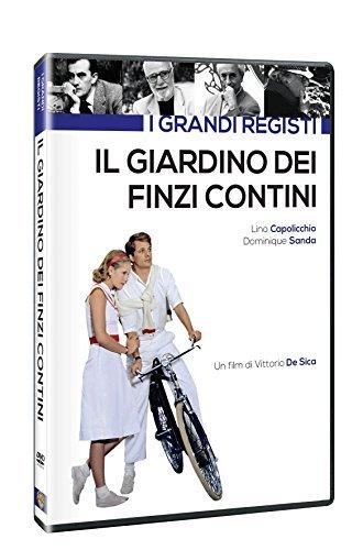 Il Giardino Dei Finzi Contini by lino capolicchio: Amazon.es: lino capolicchio, romolo valli, vittorio de sica: Cine y Series TV