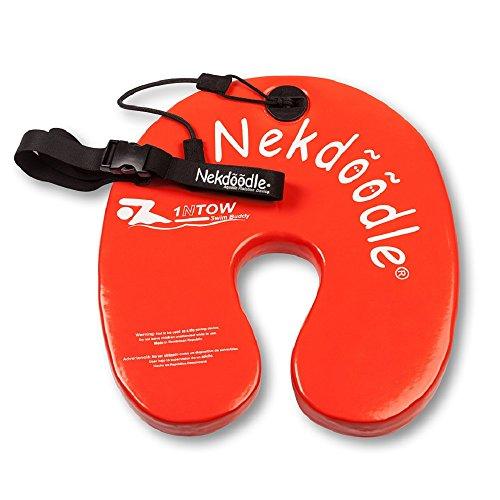 Nekdoodle 3520 Swimming Pool Float, 1NTOW Swim Buddy by Nekdoodle