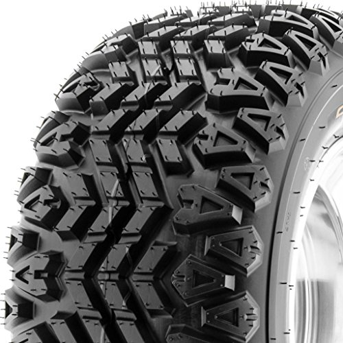 SunF ATV UTV A/T 23x11-10 All Trail 4 PR Tubeless Replacement Tire G003, [Single] by SunF (Image #1)