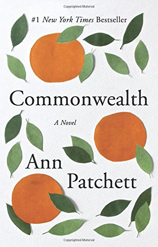 Book cover from Commonwealth: A Novel by Ann Patchett