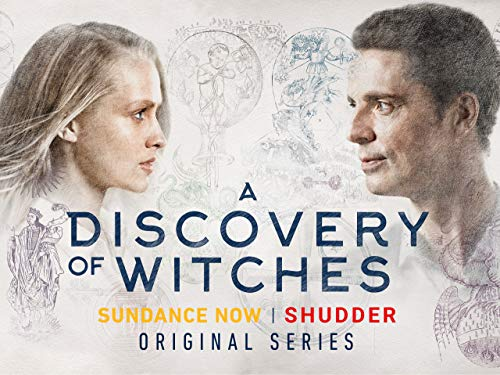 A Discovery of Witches: Preview (Best Witch Tv Shows)