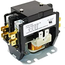 Packard. C230B 2 Pole 30 Amp Contactor, 120 Voltage Coil