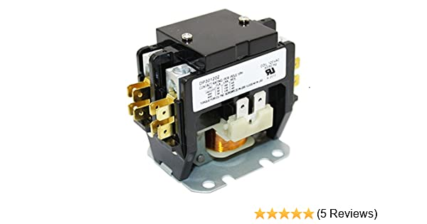 packard  c230b 2 pole 30 amp contactor, 120 voltage coil (limited edition):  amazon com: industrial & scientific