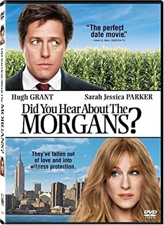 Did You Hear About The Morgans Dvd 2010 Amazon Co Uk Hugh Grant Sarah Jessica Parker Marc Lawrence Hugh Grant Sarah Jessica Parker Dvd Blu Ray