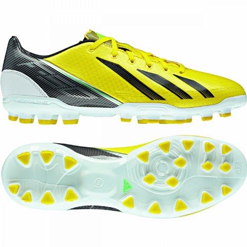 Adidas Schuhe Nockenschuhe F30 Fußballschuhe TRX AG vivyel/black, Größe Adidas:12