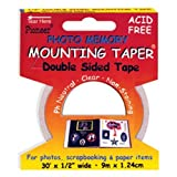 Pioneer Photo Memory Mounting Taper
