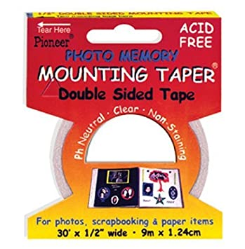 Amazoncom Pioneer Photo Mmt9 Memory Mounting Taper