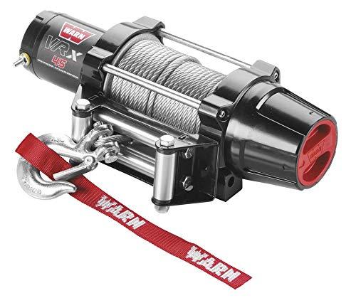 New Warn VRX 4500 lb Winch & Model Specific Mount - 2012-2013 Kawasaki 750 Teryx4 UTV