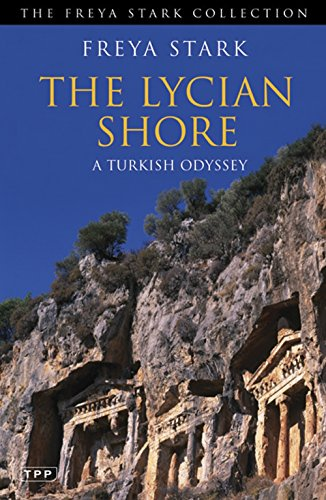 Book cover for The Lycian Shore