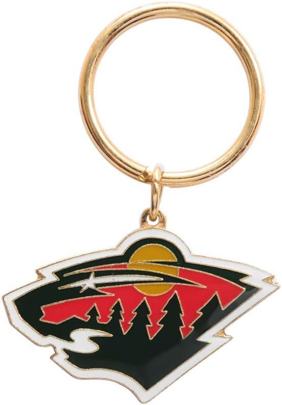 JF Sports Canada NHL Unisex Logo Keychain