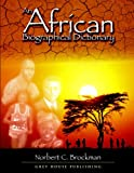 An African Biographical Dictionary