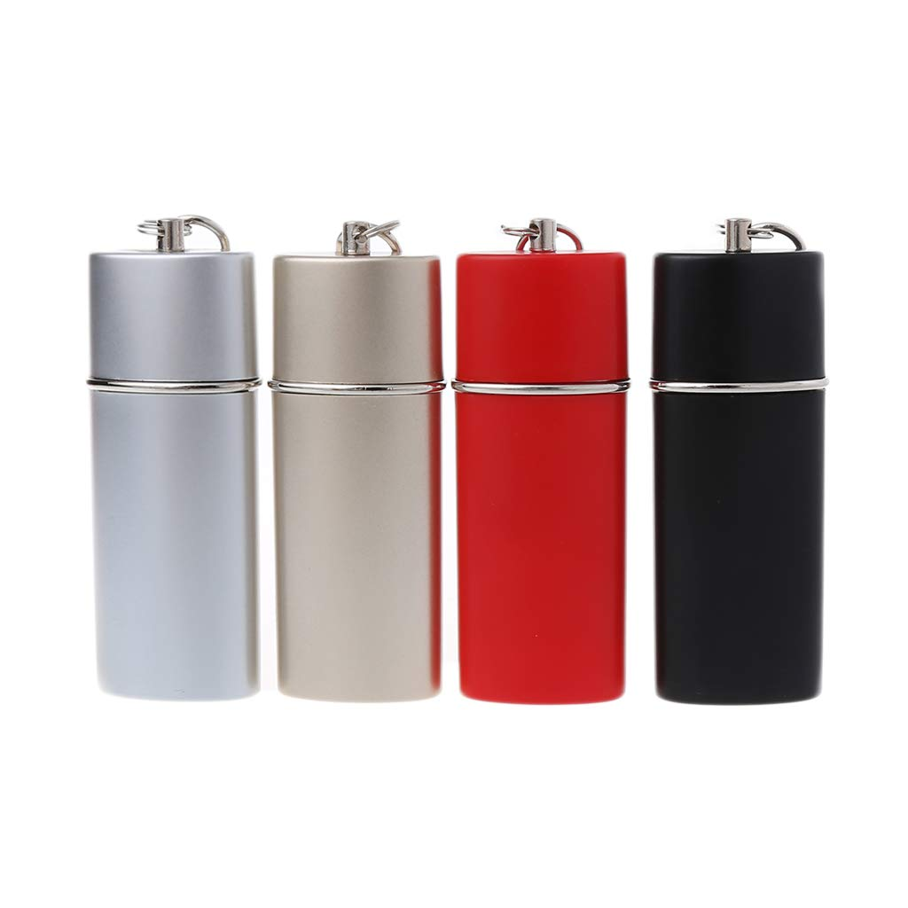 huyiko Portable Mini Cendrier Poche Porte-cl/és Accessoires De Fumer Ecologiques
