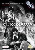 Early Kurosawa Collection - 4-DVD Box Set ( Sugata Sanshirô / Zoku Sugata Sanshirô / Waga seishun ni kuinashi / Ichiban utsukushiku / Tora no o w [ NON-USA FORMAT, PAL, Reg.2 Import - United Kingdom ]