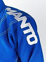 Manto X2 BJJ Gi Blue Brazilian Jiu Jitsu Uniform Kimono Gi