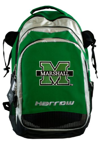 Broad Bay Marshall University Field Hockey Backpack or Marshall Lacrosse Stick Bag by Broad Bay