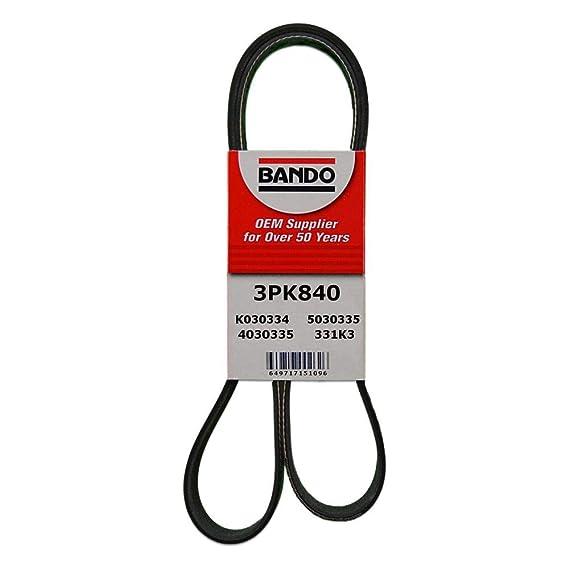CRP INDUSTRIES 3PK675 Replacement Belt