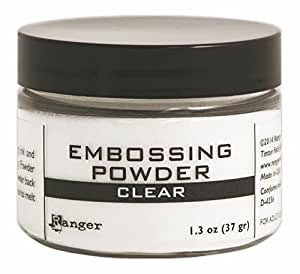 Ranger Embossing Powder, 1.3 oz, Clear