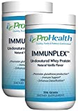 ProHealth ImmunPlex Undenatured Whey Protein 2-Pack (306 grams) Review