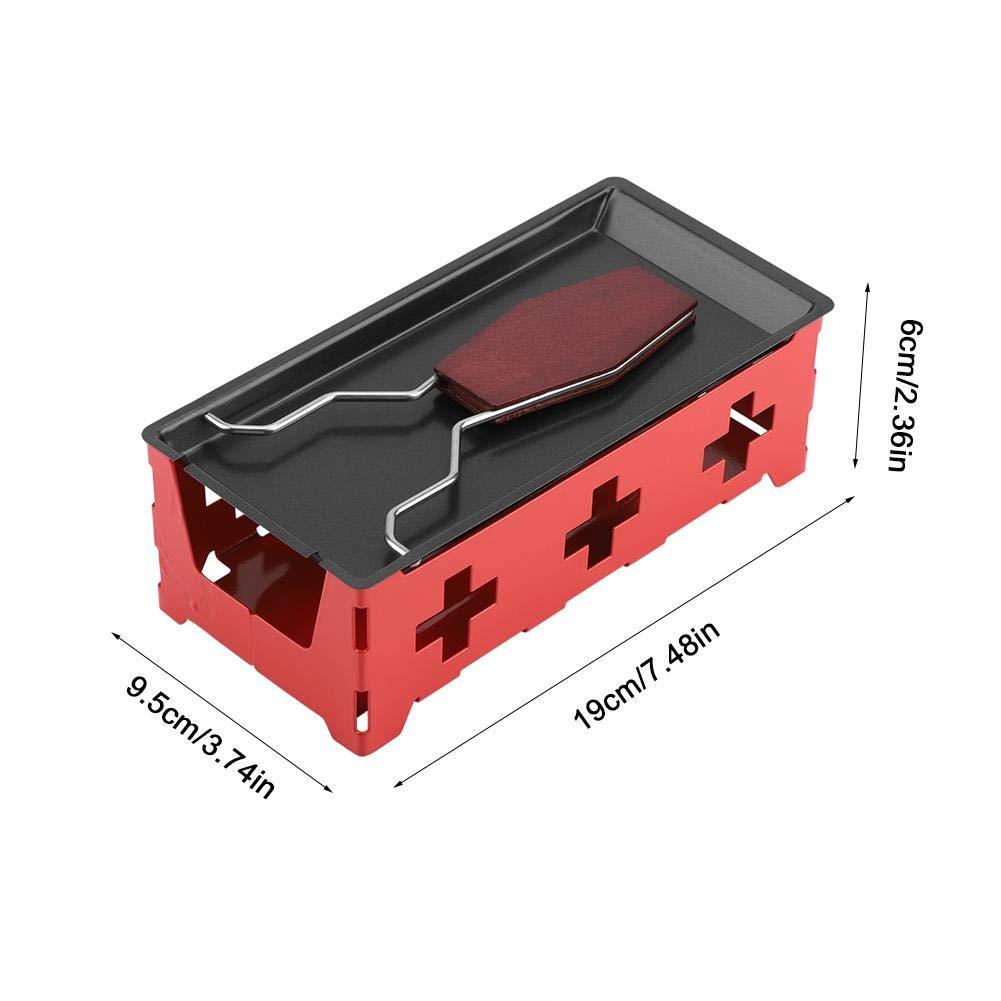 Forno antiaderente portatile Raclette Rotaster Set di fornelli per forno Set di utensili per cucinare a casa