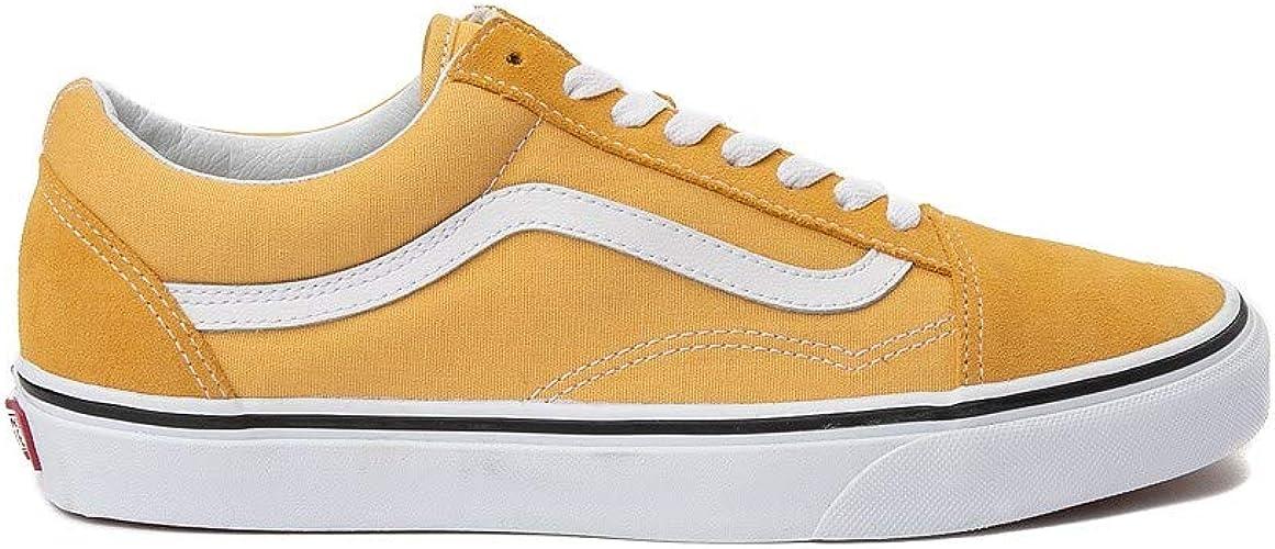 Old Skool Skate Shoe - Yellow