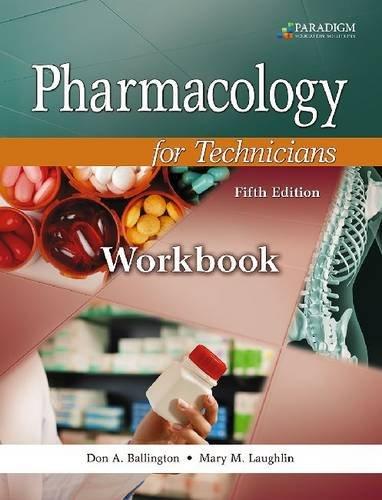 Pharmacology For Tech. W/Cd,Gde.,+Wkbk.
