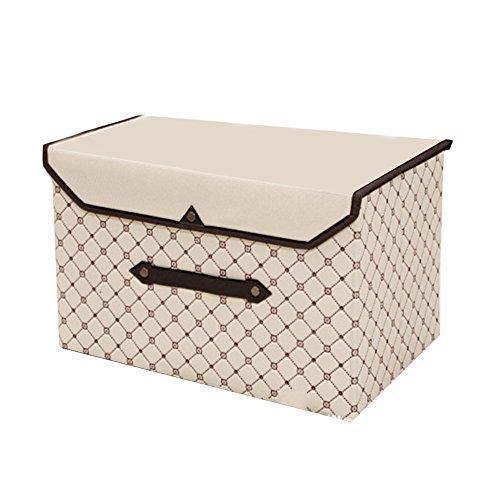 Boxer Side Skirts Kit Body (F.S.Flag Storage Basket Fabric Storage Bin for Toy Organizer with Lids)