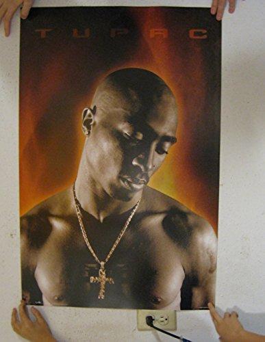 Tupac  Music Poster Print