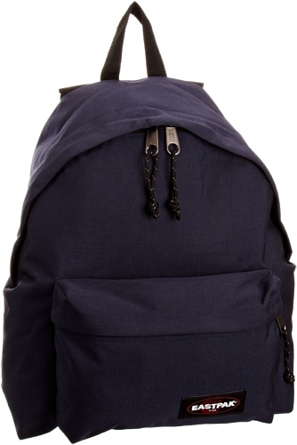 Eastpak Backpacks: Padded Pak'R Humus, Size 41X30.5X15.5 cm Bonkers Navy