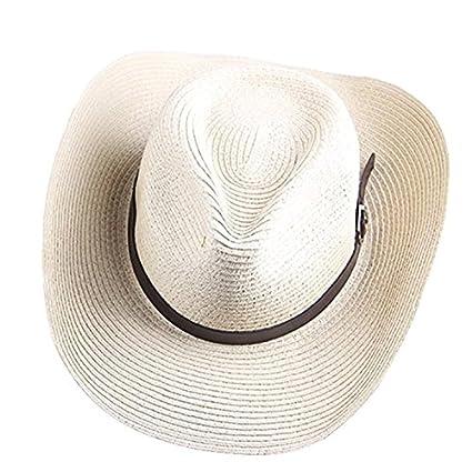 Hat sombrero de paja hombre verano modelos padres e hijos protección solar  sombrero sombrilla sombrero para db84a3430ec