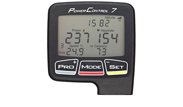 Amazon.com : SRM Powercontrol 7 One Color, One Size : Running Gps Units : Sports & Outdoors