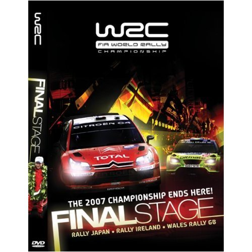 Stage Rally (WRC World Rally Championship Final Stage)