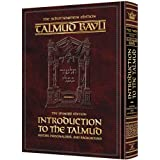 Introduction to the Talmud - English Full Size History, Personalities and Background