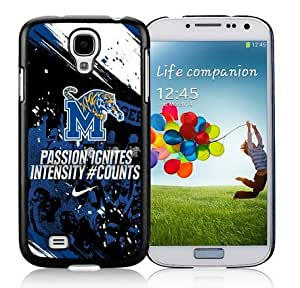 linJUN FENGUnique Samsung Galaxy S4 I9500 Case Mate Ncaa Memphis Tigers Designer Cover